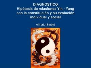 Constitución cielo anterior: La constitución base heredada puede tender al: Vacío de yin