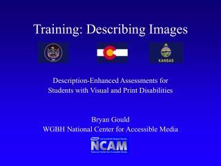 Training: Describing Images