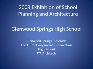 Glenwood Springs High School