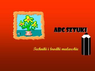 ABC sztuki