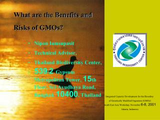 What are the Benefits and  Risks of GMOs?