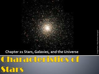 Characteristics of Stars Section 2