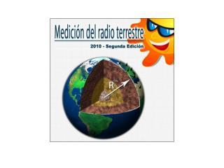 Medici� del radi terrestre