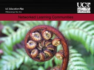 Networked Learning Communities