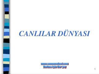 CANLILAR D�NYASI