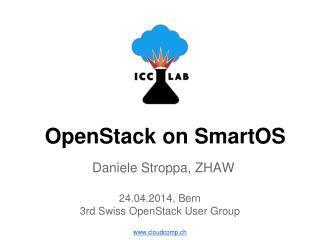 OpenStack on SmartOS
