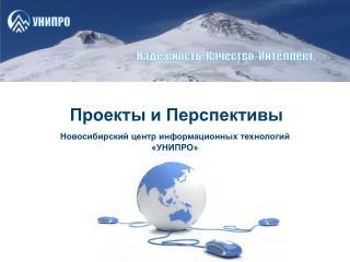 Новосибирский центр информационных технологий   «УНИПРО»