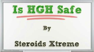 ppt 41711 Is HGH Safe