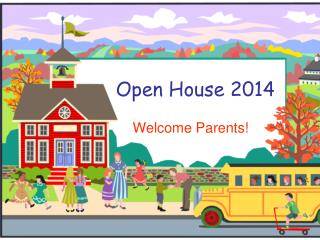 Open House  2014