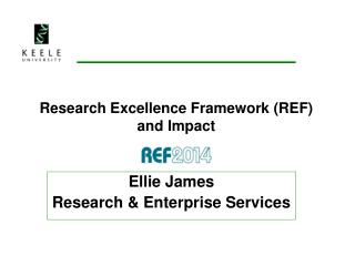 Research Excellence Framework REF and Impact