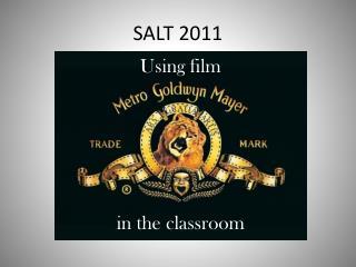 SALT 2011
