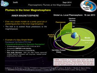 Plumes in the Inner Magnetosphere