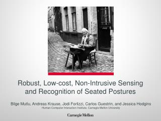Why seated postures?