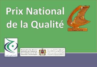 Prix National  de la Qualité