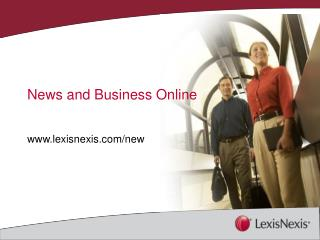 News and Business Online