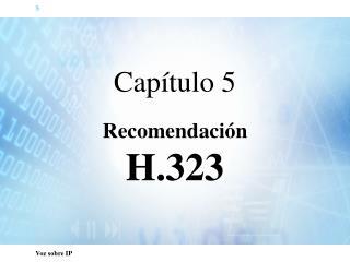 Recomendación H.323