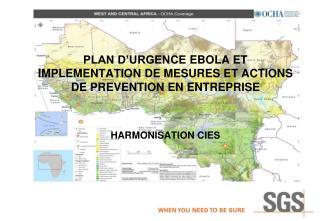 SURVEILLance Ebola par CIES