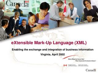 eXtensible Mark-Up Language (XML)