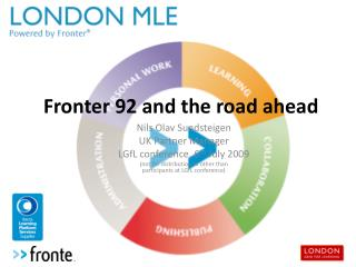 Fronter 92 and the road ahead