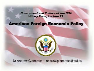 Dr Andrew Glencross ~ andrew.glencross@eui.eu