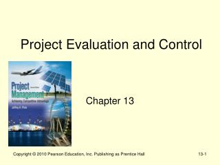 Project Evaluation and Control