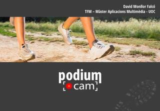 David Monllor Falcó TFM –  Màster Aplicacions Multimèdia  - UOC