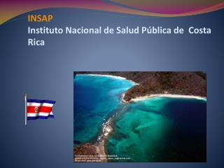 INSAP Instituto Nacional de Salud P�blica de  Costa Rica