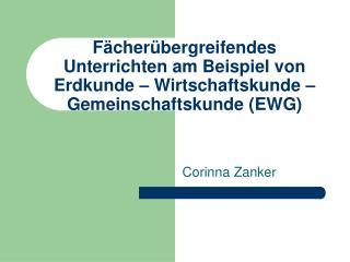 Corinna Zanker