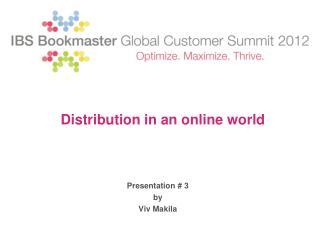 Presentation # 3 by Viv Makila