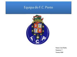 Equipa do F.C. Porto