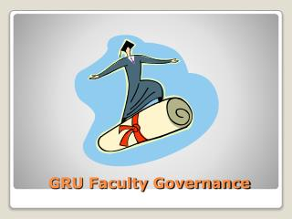 GRU Faculty Governance