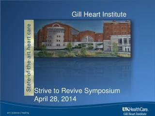 Gill Heart Institute