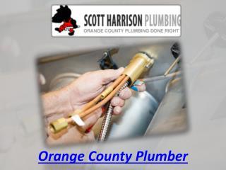 Orange county plumber