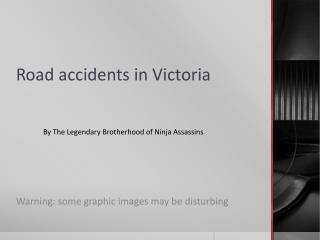 Road accidents in Victoria