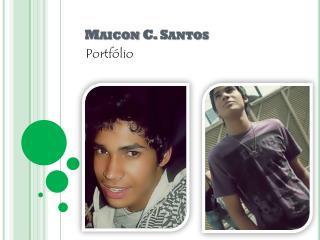 Maicon C. Santos