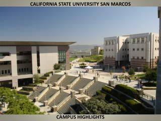 CAMPUS HIGHLIGHTS