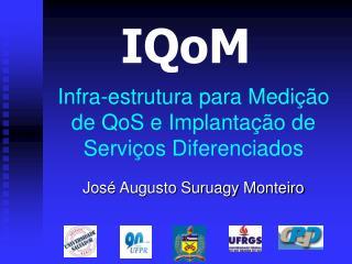 Infra-estrutura para Medição de QoS e Implantação de Serviços Diferenciados