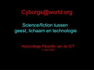 Cyborgs@world