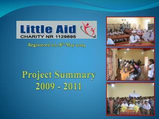 Project Summary 2009 - 2011