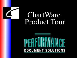 ChartWare  Product Tour