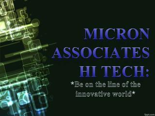 Micron Associates blekkfarger Googles nye s�kefunksjonen med
