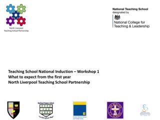 Teaching School National Induction – Workshop 1 What to expect from the first year