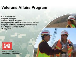 Veterans Affairs Program