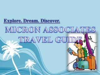 Micron Associates top 10 vacation spots│Livejournal