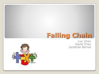 Falling Chain