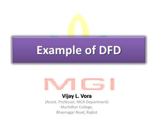 Example of DFD
