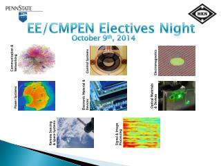 EE/CMPEN Electives Night