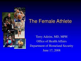 The Female Athlete