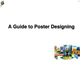 A Guide to Poster Designing