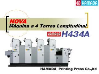 Máquina a 4 Torres Longitudinal